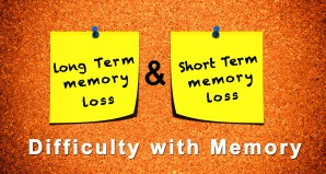 short term vs long term memory loss in children teenagers elderly
