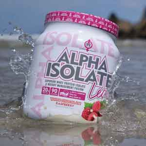 ALPHA ISOLATE Whey Protein
