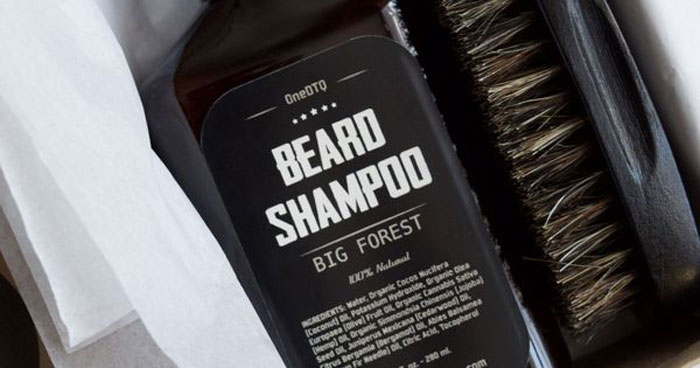 Beard Oil for black beard
