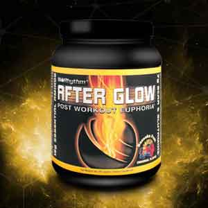 BioRhythm AfterGlow Post Workout Protein Supplement