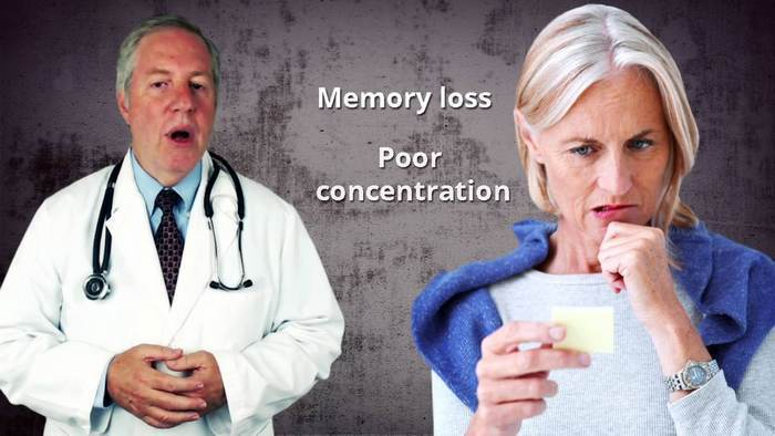 memory loss-symptoms of brain cancer