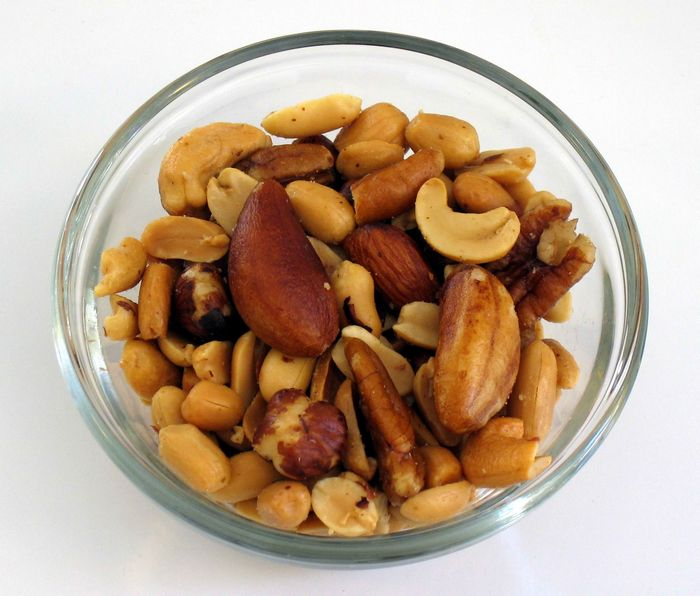nuts curing headache