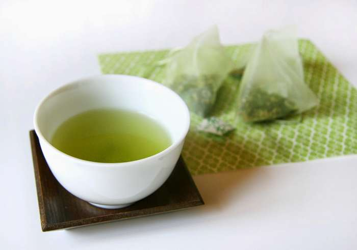 Green Tea for Hair Fall