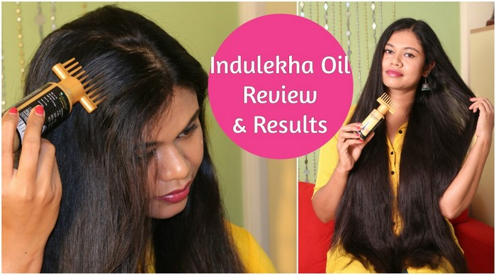Indulekha hair oil review and results