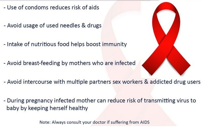 Prevention of aids
