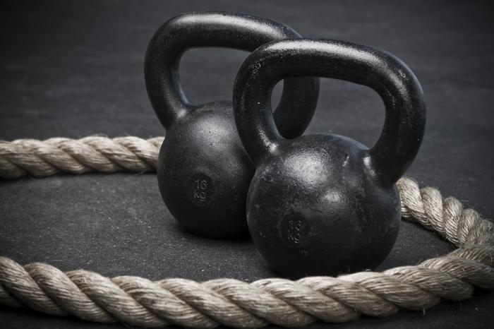 cardio for weight loss-kettlebell