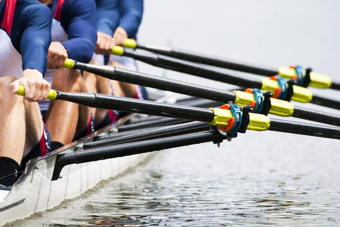 cardio for weight loss-rowing