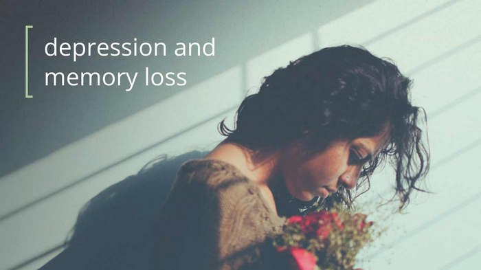 depression and memory loss- symptoms of thyroid cancer