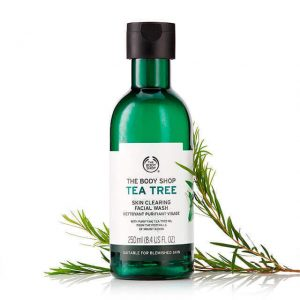 Body Shop Tea Tree Face Wash