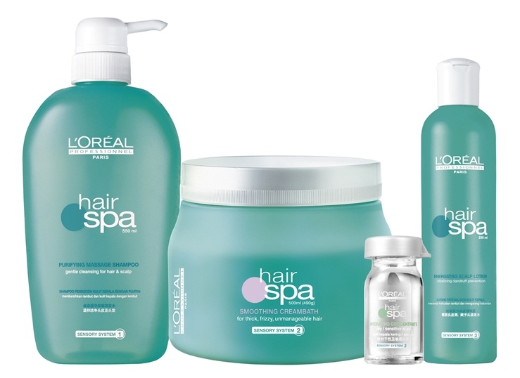 Loreal hair spa products - 1