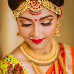 Makeup-Ideas-for-Indian-Bridal-Beauty-South-Indian-Bride