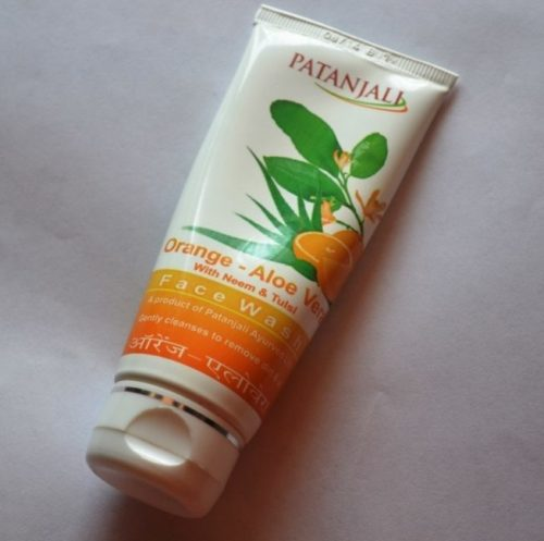 Patanjali-Orange-and-Aloe-Vera-Face-Wash