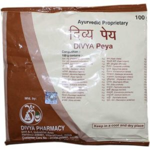 Patanjali products for weight loss-divya peya