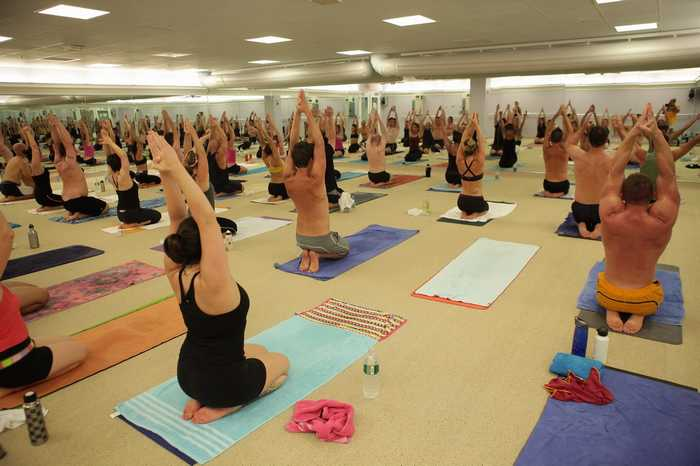 Physical Benefits of Bikram Yoga
