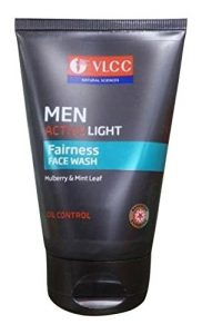 VLCC Men Active Light Face Wash
