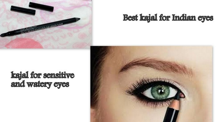 best kajal for sensitive eyes