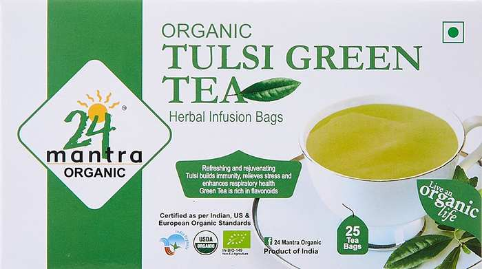 green tea for weight loss-24 mantra organic green tea