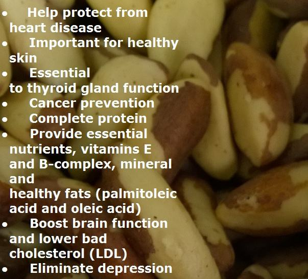 nuts for hypothyroidism natural treatment in men and women