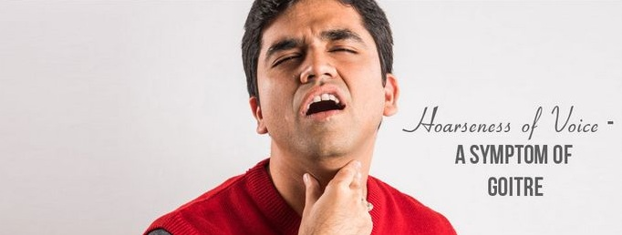 symptoms of hypothyroidism hoarseness