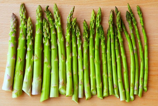 Asparagus - Food For Hair Growth