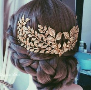 Braided-Buns