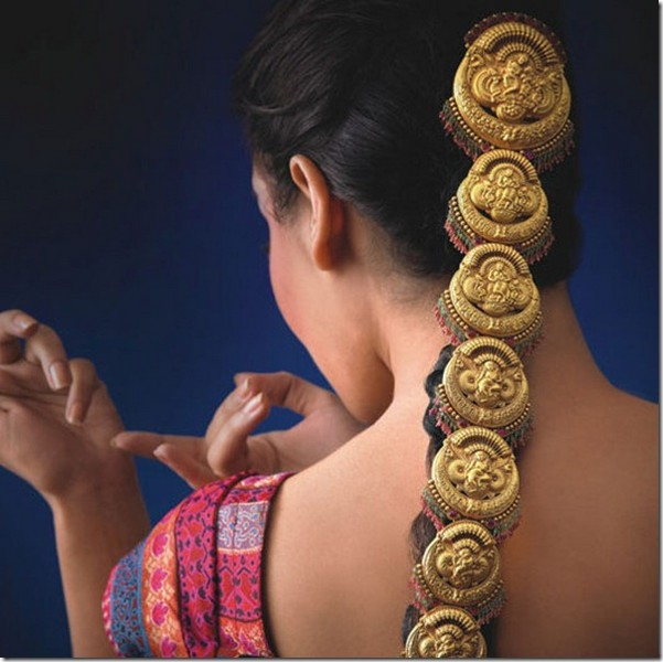 Chotli Braid - A Traditional South Indian Long Hairstyle For Women