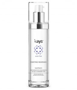 Kaya Acne Free Purifying Moisturizer - Click to Enlarge
