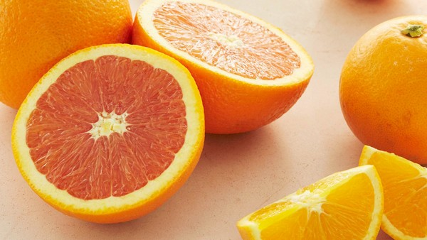 Oranges - Hair Growth Fruits - Food For Hair Growth