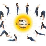 Surya Namaskar Yoga Steps With Images Poses Mantra & Benefits
