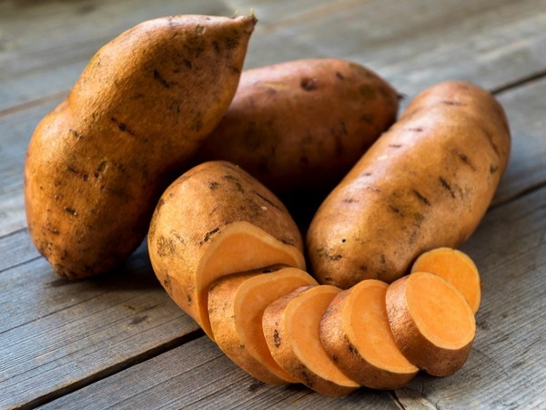 Sweet Potatoes - Food For Hair Growth