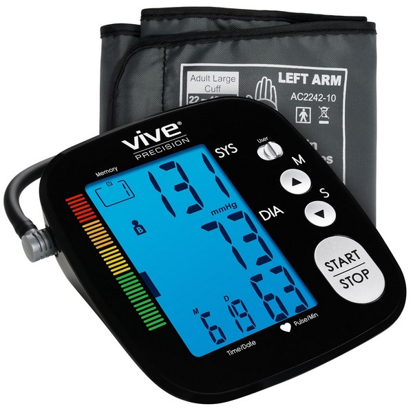 Vive Precision BP Machine - Home Blood Pressure Monitor