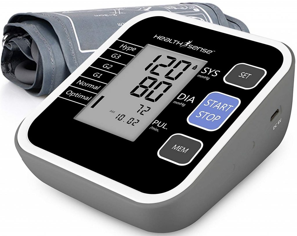 healthsense heart mate bp 120