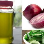 Homemade Onion Hair Oil – Benefits and Uses