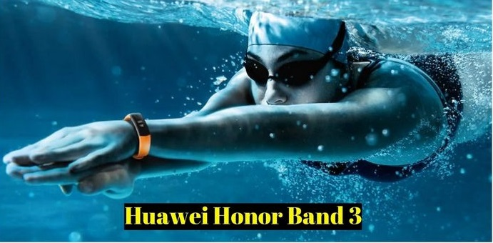 honor band 3 hrm