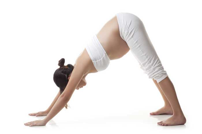 Yoga for Pregnant Women-Adhomukh Svanasana