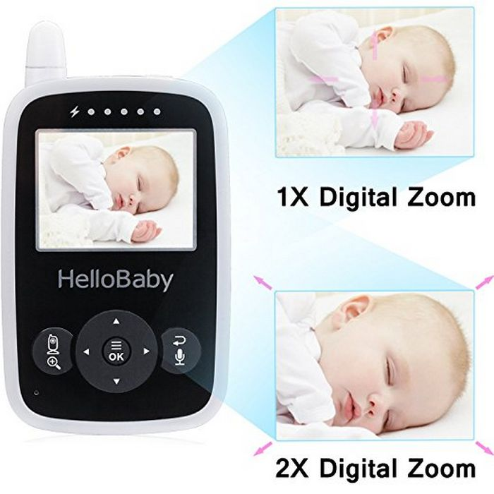 hellobaby monitor-digital zoom
