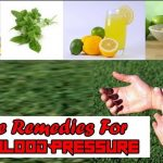 Home Remedies for Hypotension- Diet and Asanas