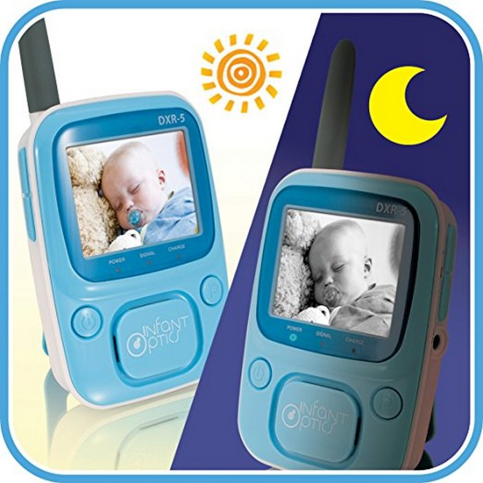 infant optics dxr 5-day and night view