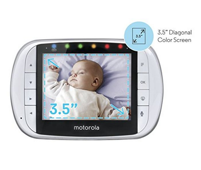 motorola mbp36s video baby monitor-screen