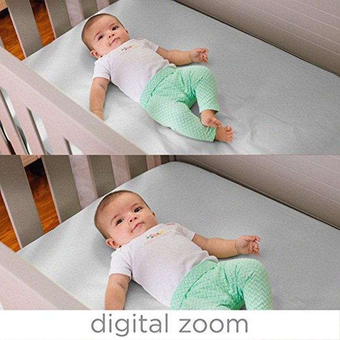 summer baby monitor-Summer Infant In View Digital Colour Baby Monitor-zoom