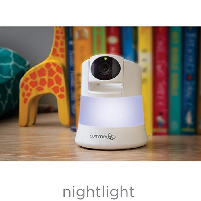 summer baby monitor-Summer Infant Sure Sight 2.0 Digital Colour Video Baby Monitor-night light